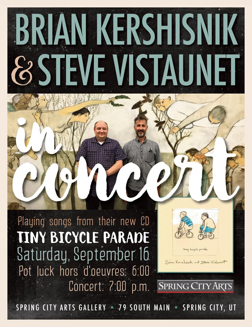 Concert: Tiny Bicycle Parade