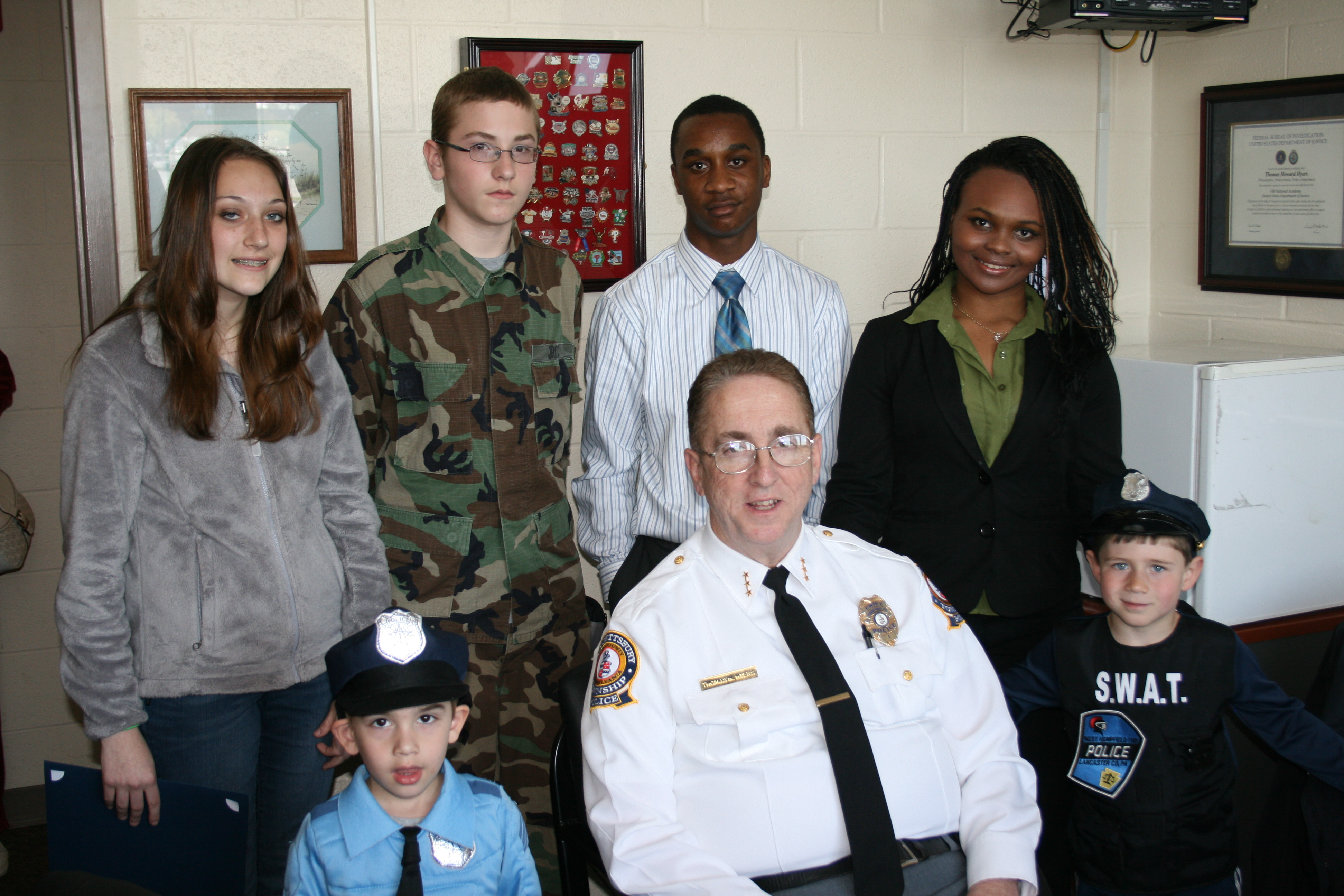 Chief for a Day 015