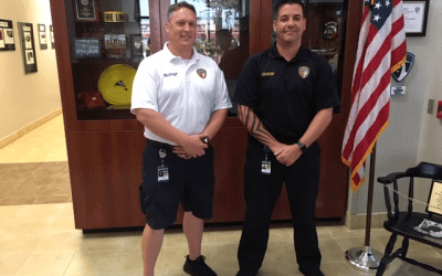 Training Takes Another Leap Forward at Spring Fire Department