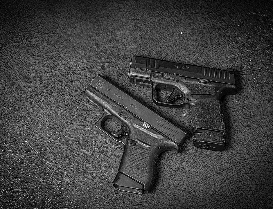 Springfield Armory Hellcat vs Glock G43x
