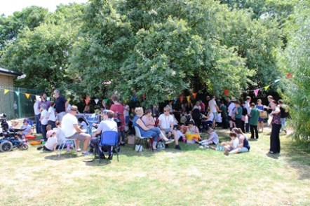 Supporters picnic 7