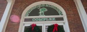 Springfield Garden Club Holiday Judging
