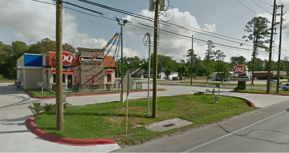 Mother and daughter safe after close call at Spring Dairy Queen