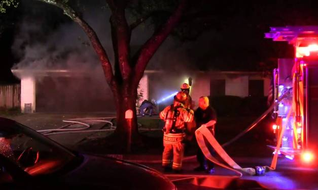 Ponderosa Fire Department Makes Impressive Stop On Fire And Saves Home