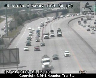 Interstate 45 Road Repairs Fail, Closure Extended Until 4PM