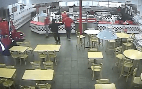 Five Guys Burgers Robbed At Gunpoint In Tomball