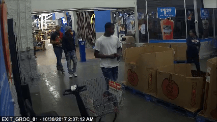 Fire Marshal Needs Help Identifying Suspects In Louetta Walmart Fire