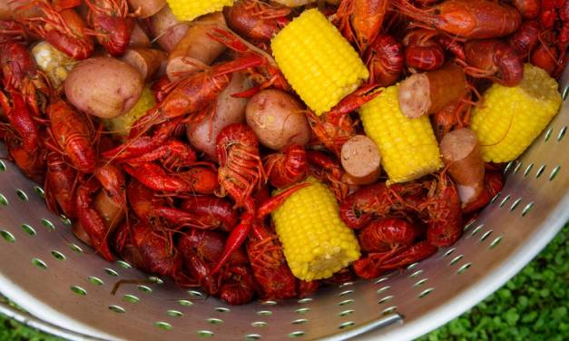 10 Places to Get Your Crawfish Fix in Spring
