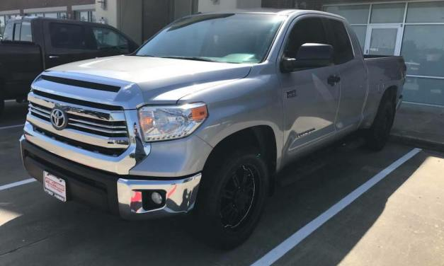 Local Firefighter's Truck Stolen From Area Apartment Complex