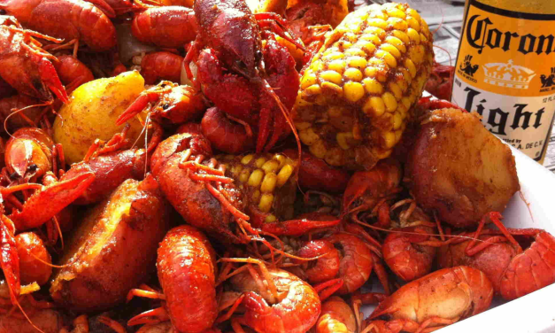 Spring Crawfish Guide: 10 Places to Get Your Crawfish Fix in Spring