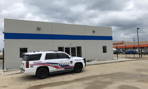 Constable's Office Set To Open New Police Substation in NW Harris County