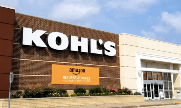 Kohl's Stores Now Accepting Amazon Returns