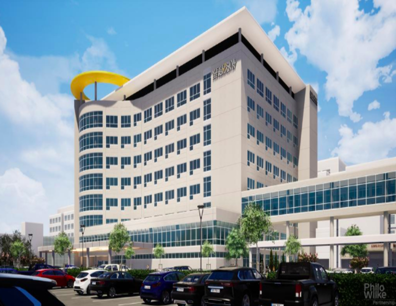 Memorial Hermann Announces $250M Expansion at The Woodlands Medical Center