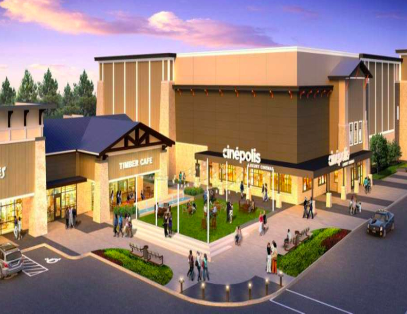 Cinépolis Luxury Movie Theater Coming To The Woodlands