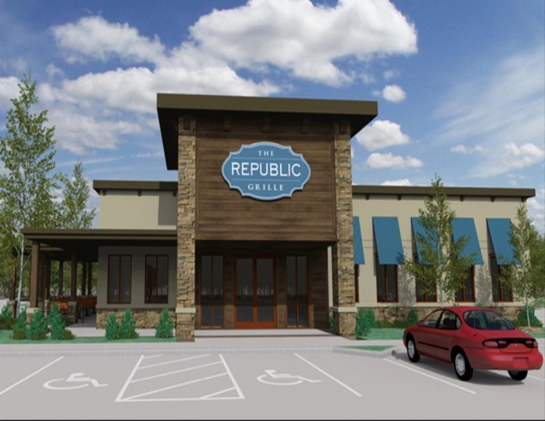 The Republic Grille Announces New Third Location In Spring