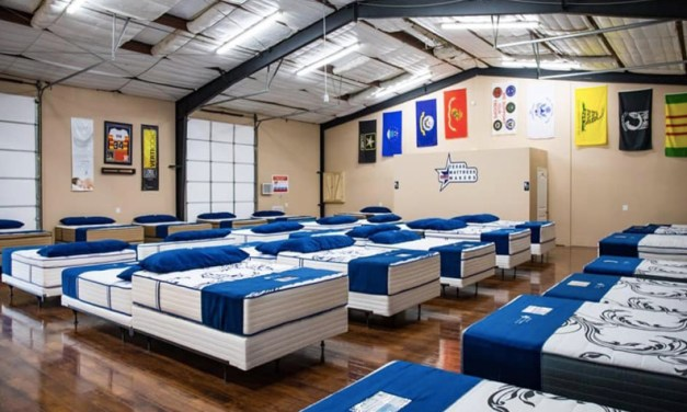 Texas Mattress Makers Open Third Showroom Location in Oak Ridge North
