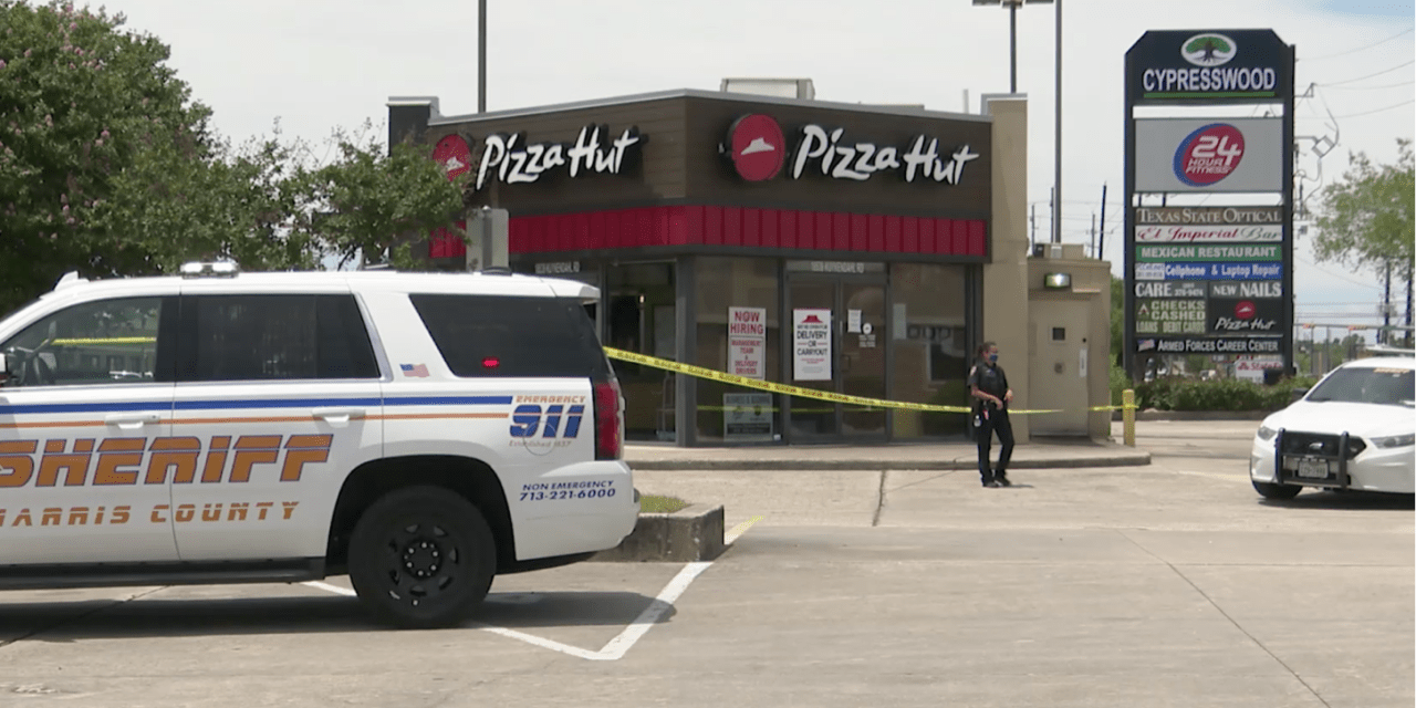 Pizza Hut Employee Life-flighted After Being Shot During Armed Robbery