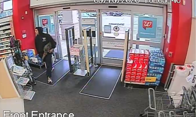 Deputies Asking Public to Help Identify Man Who Robbed Tomball Walgreens