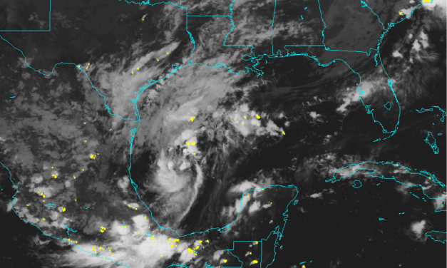 """Tropical Depression 22 Forms in Gulf of Mexico; Likely to Develop into """"Wilfred"""""""