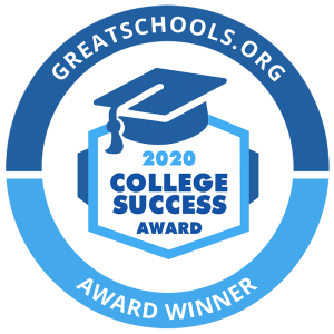 Spring Early College Academy Honored with 2020 College Success Award by GreatSchools.org