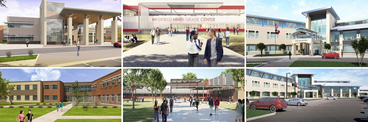 Designs of New Ninth-Grade Centers Detailed as Construction Set to Begin