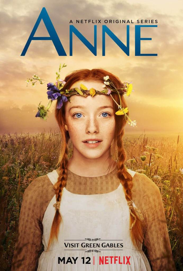 Anne Of Green Gables - Netflix