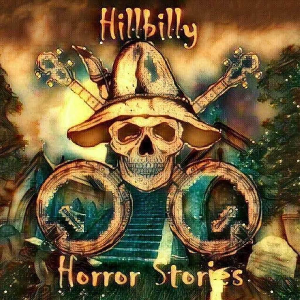 Hill Billy Horror Stories Artwork