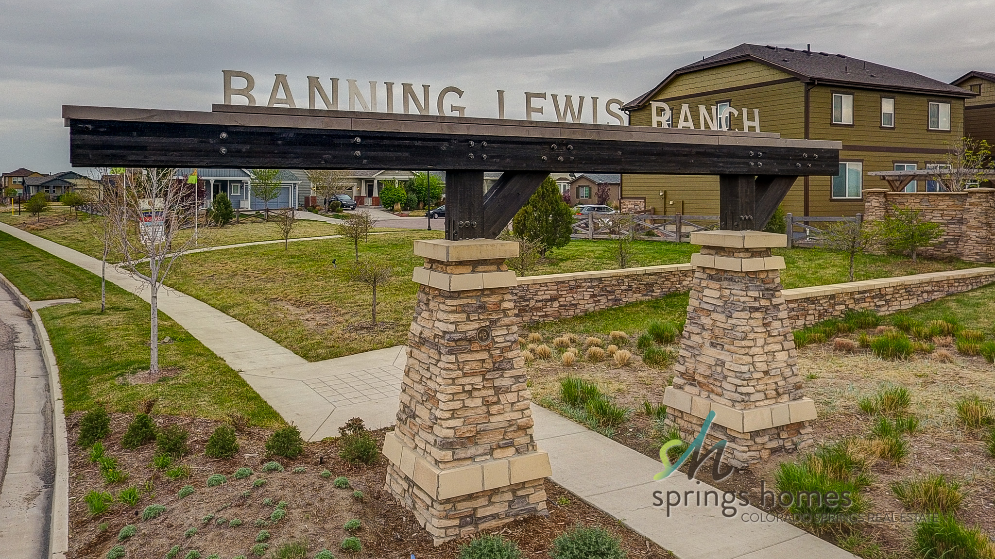 Banning Lewis Ranch Homes for Sale