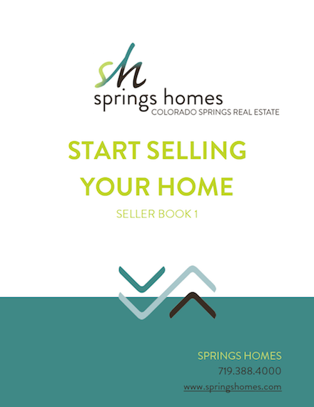 Steps to Selling a House, Selling a House in Colorado, selling a home in Colorado Springs