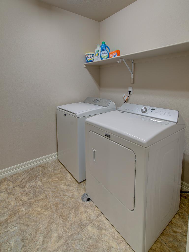 Tahoe-Laundry Room