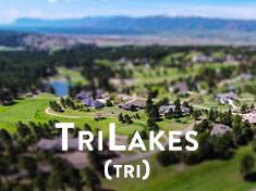 Monument Colorado TriLakes Neighborhood