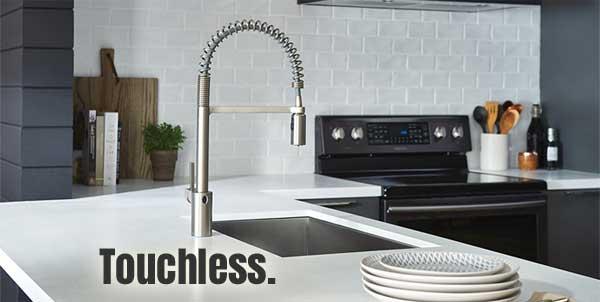 moen motionsense kitchen faucet as