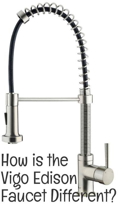 vigo edison faucet