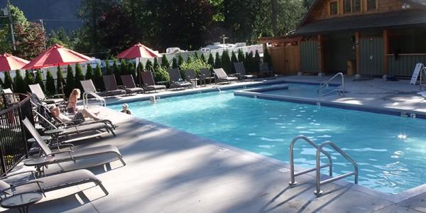 Harrison Hot Springs RV Resort RV Lots For Sale RV Lot