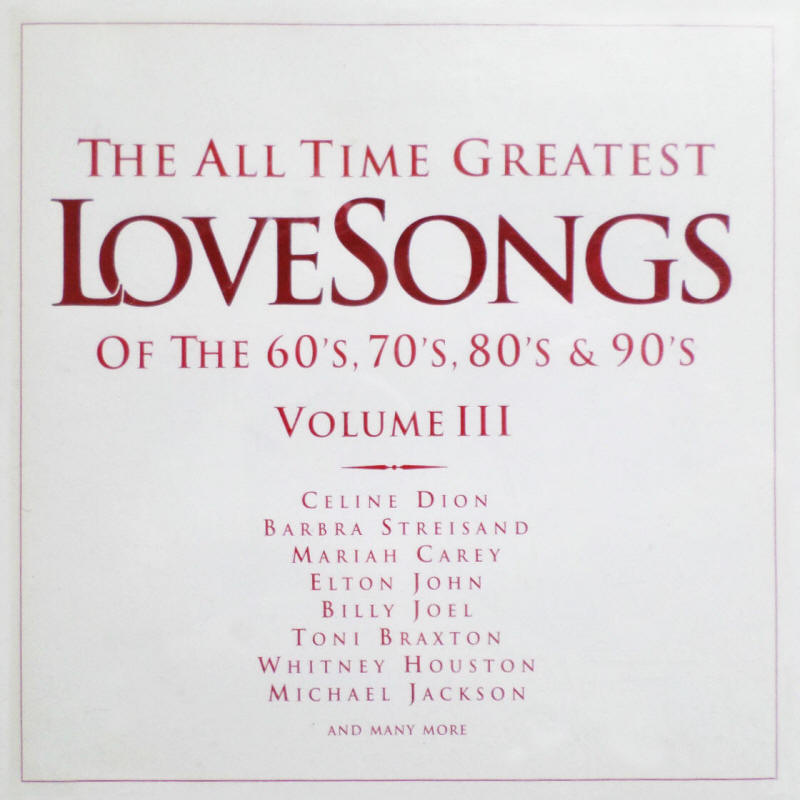 Greatest Love Songs All