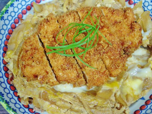 Chicken Katsudon Recipe