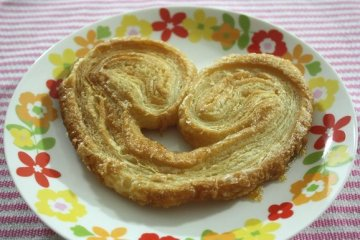 Palmier from Marks and Spencer