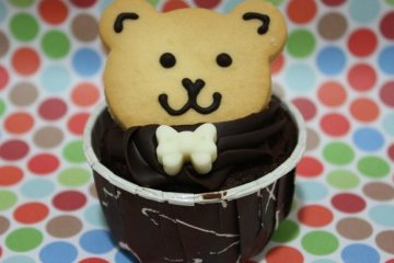 Brownie Bear