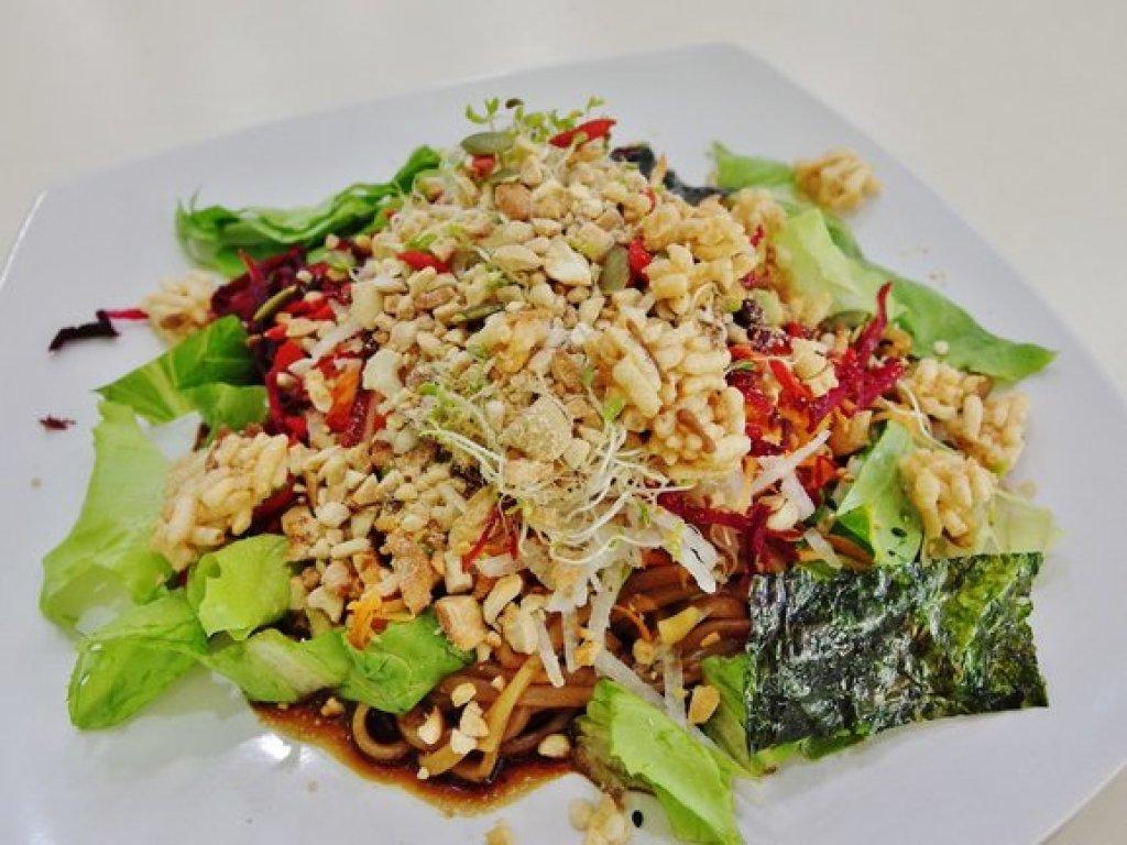 Salad Noodle $8.50