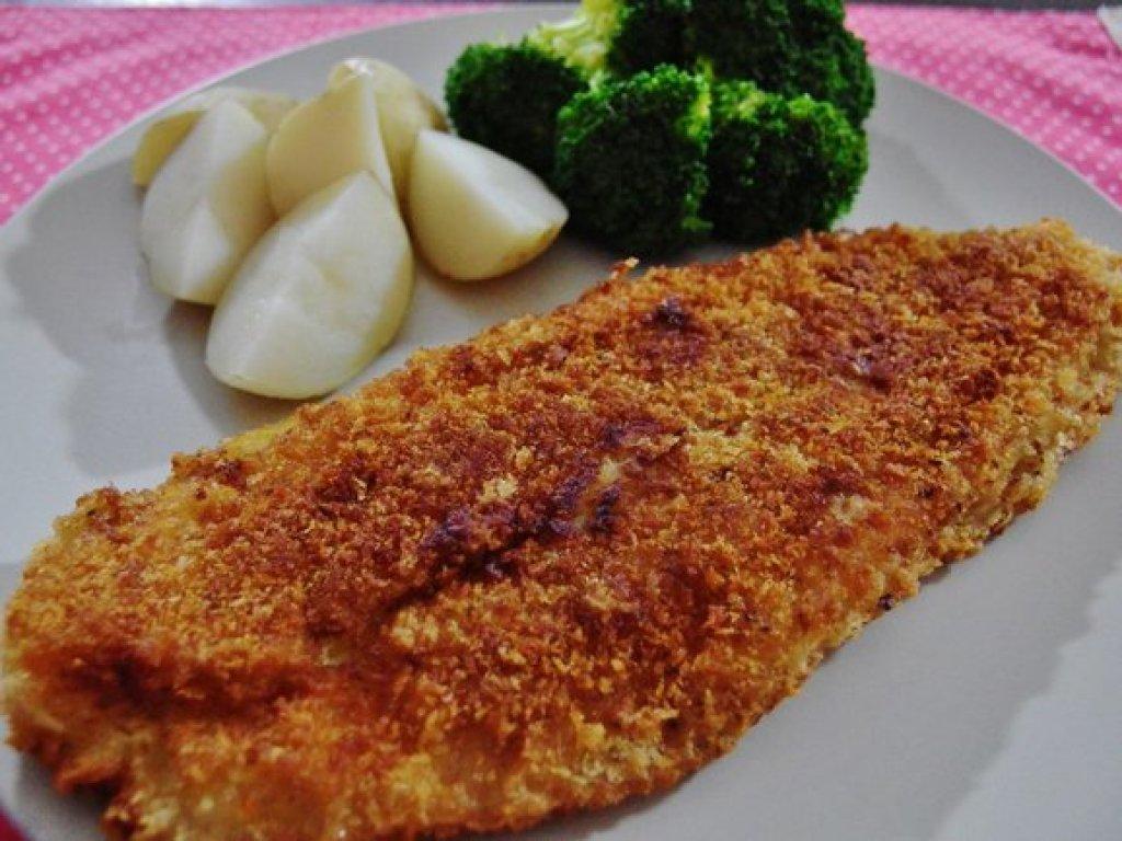 Crispy Fried Sutchi Fish Recipe