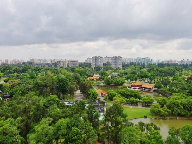 Chinese Garden 9