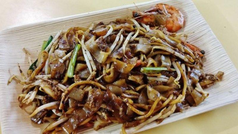 Lao Fu Zi Fried Kway Teow 2