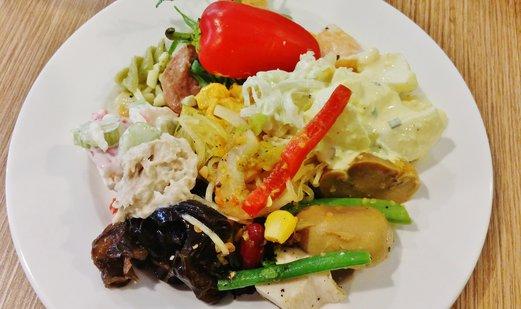 Seasonal Salad Bar