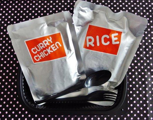 FoodBox Curry Chicken Rice