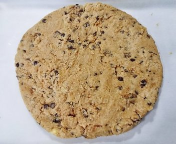 Whole Wheat Chocolate Chip Scones Recipe