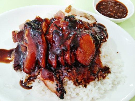 Ci Yuan Hawker Centre Fatty Cheong