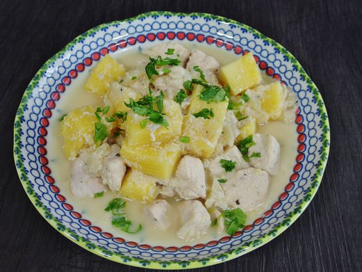 Pineapple Chicken Recipe