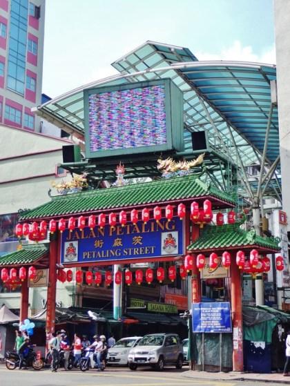 Chinatown (Petaling Street), Kuala Lumpur