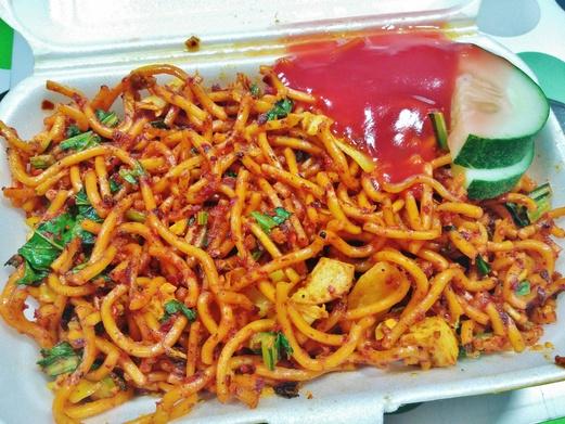 Casuarina Curry Mee Goreng
