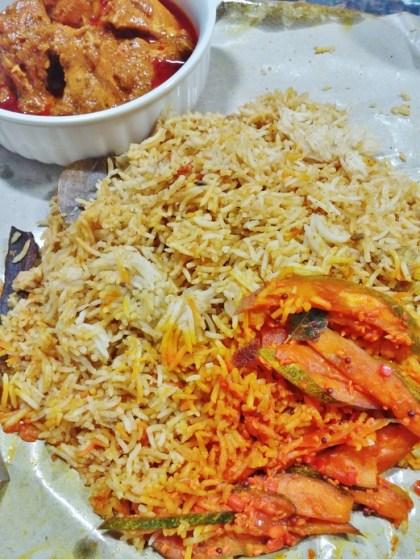 Casuarina Curry Chicken Biryani